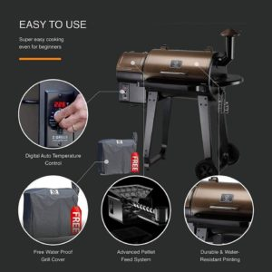 Best Smoker Grill Combo Review
