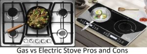 Gas vs Electric Stove Pros and Cons