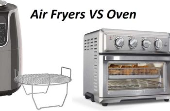 How Do Air Fryers Work vs Oven