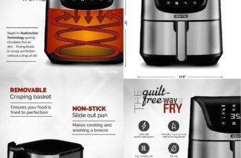 How To Use Gourmia Air Fryer: All You Need to Know