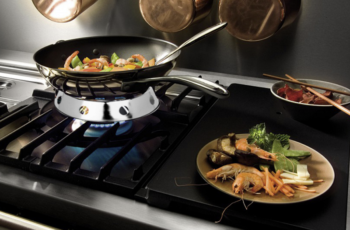 How to Use a Wok on a Gas Stove